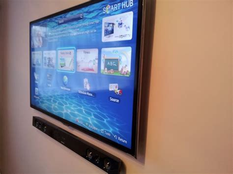 Samsung Wall Tv 17 Best Images About Tv On Wall Mount Samsung And Wood Fireplace Surrounds