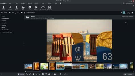 tutorial video deluxe magix magix photo manager deluxe tutorials