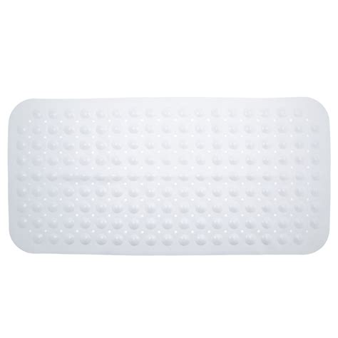 bathtub anti slip mat 292332 anti slip bath mat white 2