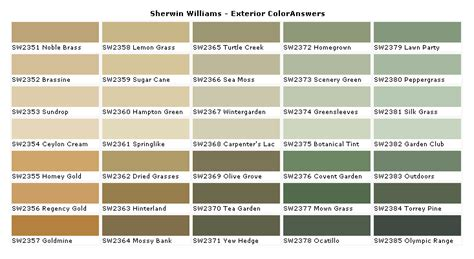 best browns in sherwin williams paint brown hairs