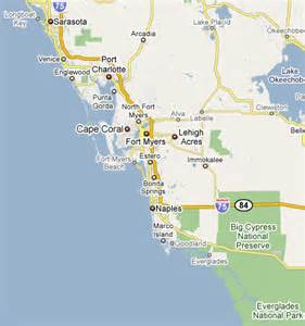 southwest florida maps maps of florida and southwest florida south west florida