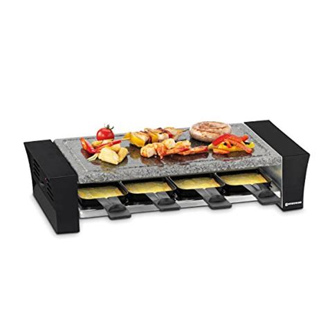 Raclette Grill Dubai by Swissmar Kf 77088 Ticino 8 Person Raclette With Granite
