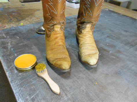 how to shine boots style archives earn your spurs