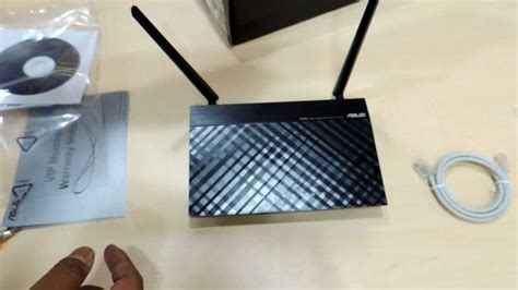 Asus Wireless Router Rt N12c1 D1 sys2u แกะกล อง asus rt n12 c1 300 mbps wireless