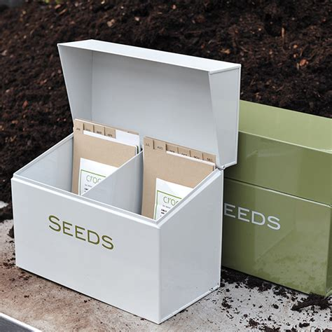 Rosehip Seed Shelf by Buy Calendar Seed Storage Box Delivery By Waitrose Garden