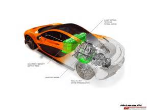 mclaren p1 comes with 916hp 3 8 litre v8 and electric motor