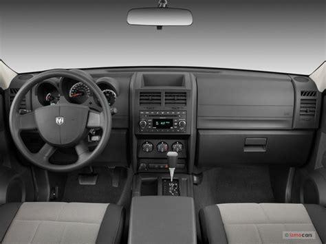 2008 Dodge Nitro Interior   U.S. News & World Report