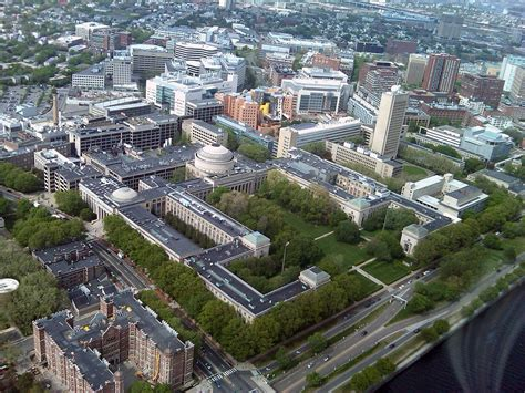 Virginia Tech Mit Mba by Cus Of The Massachusetts Institute Of Technology