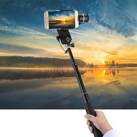 Feiyu Tongsis Smartstab 2 Axis Stabilizer Selfie Gimbal Diskon feiyu smartstab selfie stick handheld gimbal stabilizer for iphone samsung ge0y ebay
