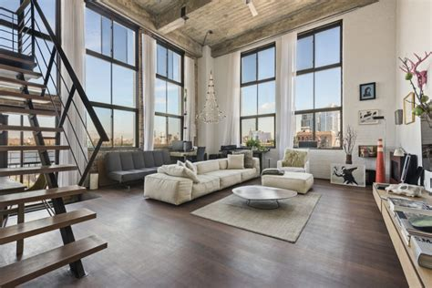 Chic Loft Apartment Hits the Market in Williamsburg