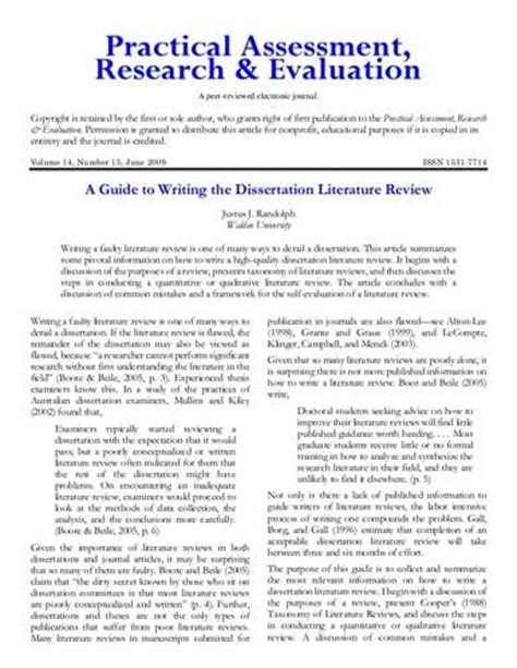 Can You Write An Essay In One Day by Literature Review For A Dissertation Literature Review Writing