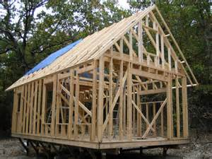 Gable End Wall Framing In The Sticks