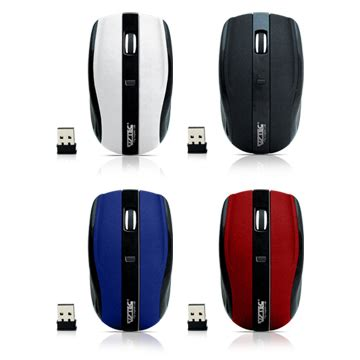 Aue Wireless Optical Mouse 2 4g M013 19 vztec 2 4ghz wireless optical mouse vz wm2048 white