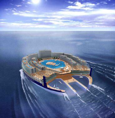 scheepvaart beurs fok nl nieuws plannen voor varend luxe eiland