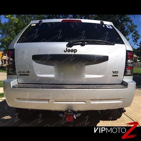 2005 jeep grand light 2005 2006 jeep grand srt sport left right black