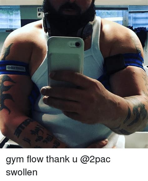 Gym Flow Meme - gym flow thank u swollen gym meme on ballmemes com