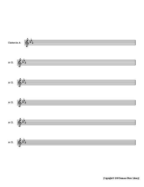 .blank treble clef staff paper pdf elegant new beginnings