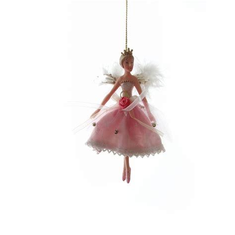 gisela graham pink fairy standing princess ballerina