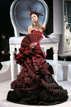 Detox Fashion Muglaire by Detox Wearing This Dress By Thierry Mugler One Of His
