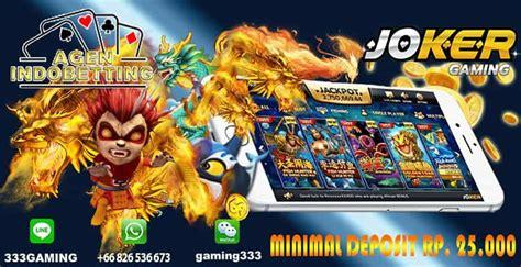 slot joker gaming agen situs game slot  terbesar  indonesia