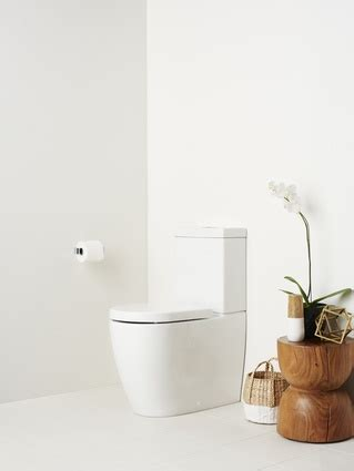 gwa bathrooms and kitchens new caroma cleanflush toilets architectureau