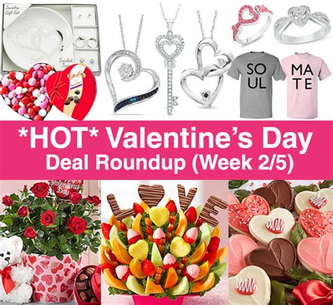 Valentines Day Prmotions Roundup by S Day Deal Roundup Week 2 5