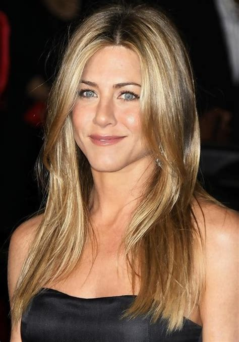 jennifer aniston long face frame haircut pin long face framing layers step by hairdressers journal