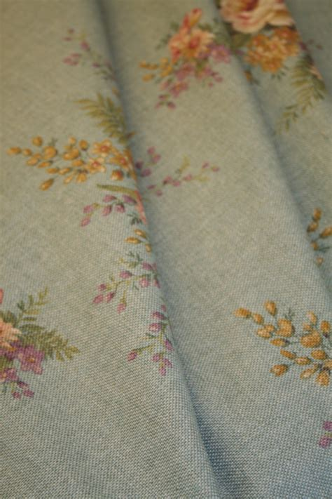 ralph lauren home decor fabric ralph lauren design closeout cheval floral rustique teal