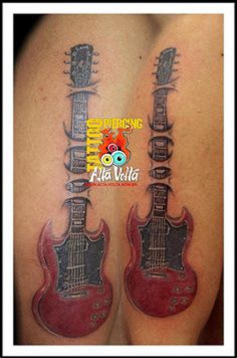 les paul guitar tattoo designs 1000 images about gibson ink on guitar