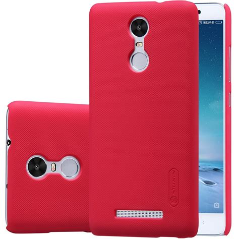Xiaomi Redmi Note 3 Note 3pro Casing Covers Free Tempered Glass nillkin frosted shield for xiaomi redmi