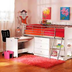 Childrens Bunk Bed With Desk 20 Loft Beds With Desks To Save Kid S Room Space Kidsomania