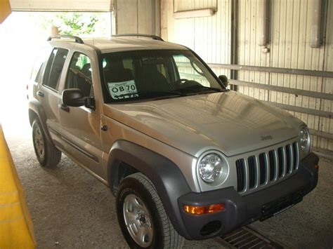 Jeep Liberty Manual 2003 Jeep Liberty Pictures 2400cc Gasoline Manual For Sale