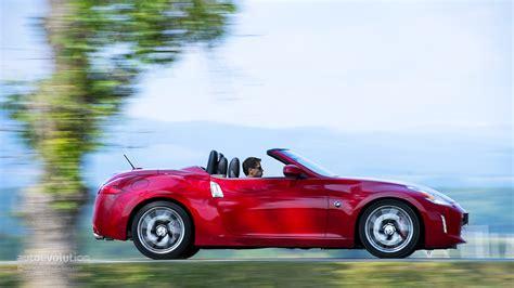 2014 nissan 370z roadster 2014 nissan 370z roadster review autoevolution