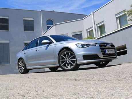 Audi A6 Testberichte by Audi A6 3 0 Tdi Quattro Testbericht Auto Motor At