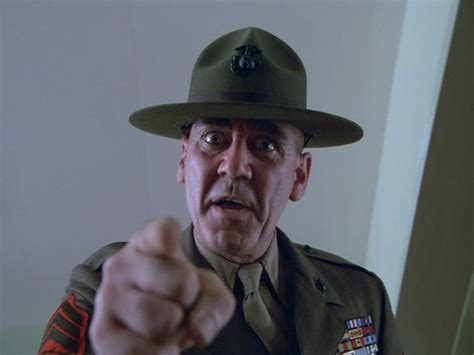 sgt ermey the who viewed much william murray thespian