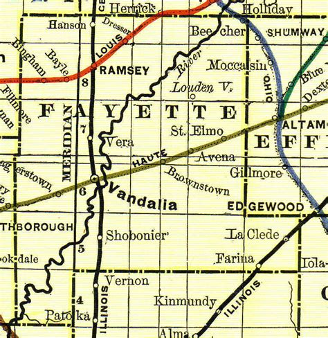Fayette County Property Records Fayette County Illinois Genealogy Vital Records Certificates For Land Birth