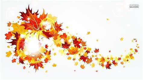 clipart autumn leaves autumn clipart borders clipartsgram