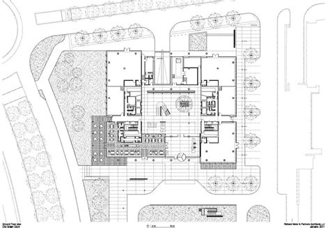 Split Floor House Plans city green court in prague czech republic by richard meier