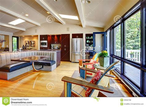 home interior design jalandhar open modern luxury home interior living room and kitchen