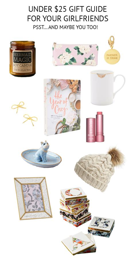 gifts under 25 the best gifts under 25 for your bridesmaids