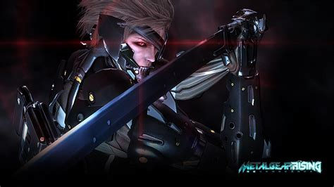 Kaos Raiden Metal Gear Rising metal gear rising revengeance raiden wallpaper hd high resolution hd