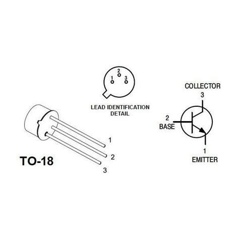 Transistor 2n2907 transistor 2n2907a