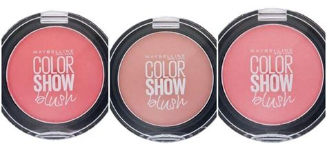 Maybelline Blush On Color Show new maybelline color show blush maybelline color show blush