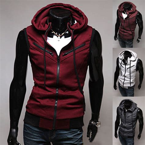 Jaket Zipper Hoodie Sweater U Hitam 13 cool jackets collection on ebay