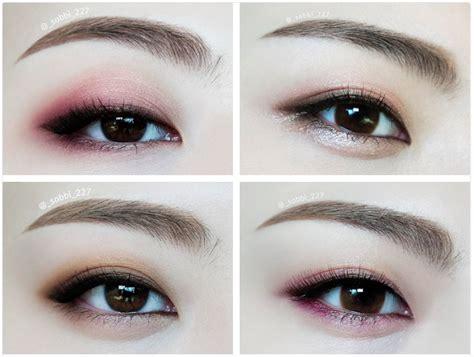 download tutorial make up natural korea korean makeup eye shadow pinteres