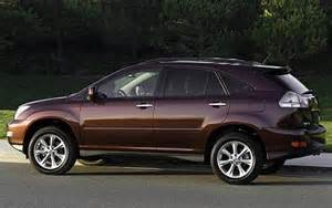 2009 Lexus Rx 350 Specs 2009 Lexus Rx 350 Information And Photos Zombiedrive