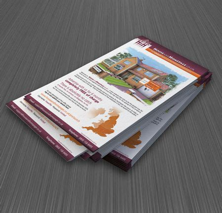 leaflet and business card printing http www d2d print offer cheap leaflet printing