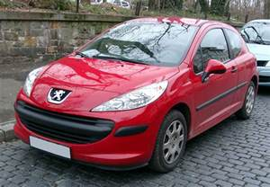 Peugeot Origin Country File Peugeot 207 Front 20071212 Jpg