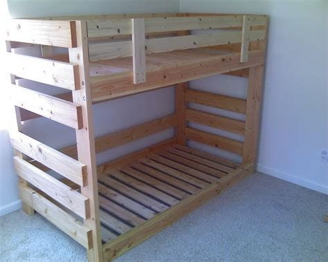 how to make a bunk bed todd s custom bunk beds the wood whisperer