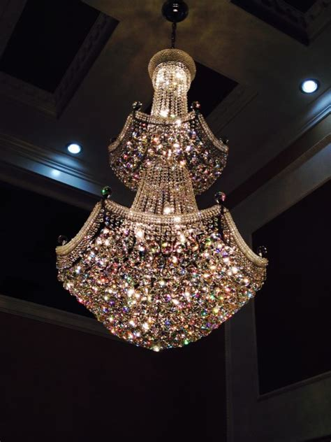 Cleaning Chandelier Crystals Chandelier Cleaning Burnaby A Glass Act